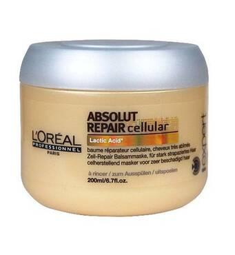 Косметика для волосся. Маска Absolut Repair CELLULAR