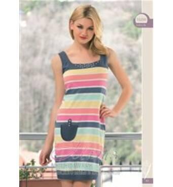 Яскрава домашня сукня 15250