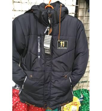 Дитяча зимова куртка для хлопчика  оптом на 12-16 років
