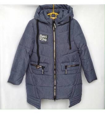Куртка дитяча зимова оптом 128-152