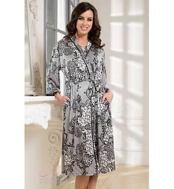 ЛАУРА (комплект халат+сорочка)