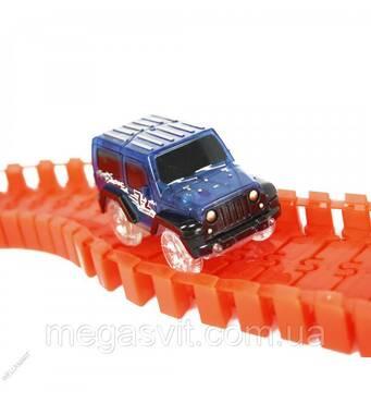 Детская дорога с машинкой Magic Track (165 деталей конструктор)