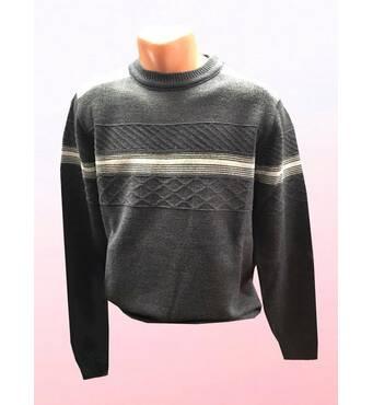 Мужской свитер больших размеров XXL