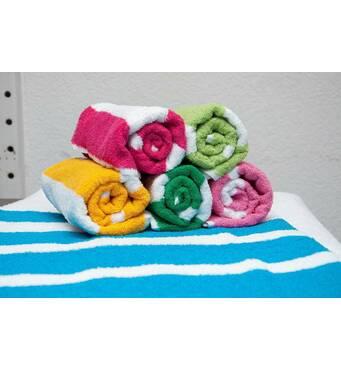 Полотенца махровые 100х50 см плотностью 430 г/см2 купить в Чернигове