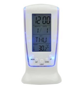 Годинник-будильник Square Clock 510