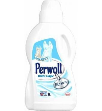 Рідкий засіб для прання Perwoll White Magic, 0.900 л