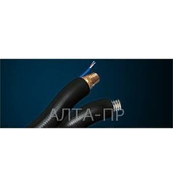 Гофровані труби з нержавіючої сталі з термоізоляцією Kofulso, Easyflex