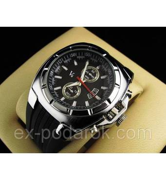 Стильний годинник V 6.
