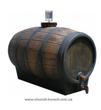 """Ємність для вина пластмасова, тип """"barrique"""", 100л"""