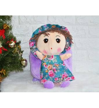 Стильний дитячий рюкзак Лялька Маруся.