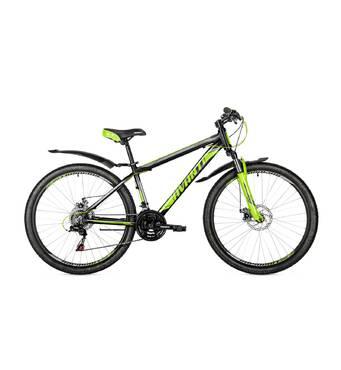 "Велосипед 26"" Avanti SPRINTER рама 17"" черно-зеленый"