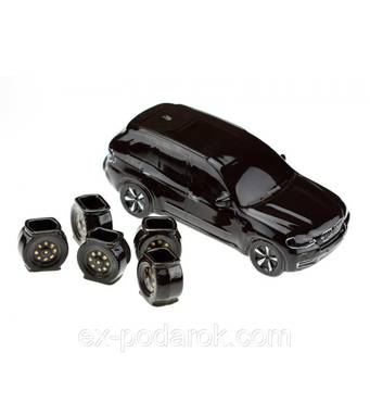 Совершенно зачетный подарочный набор для владельцев железных коней из трех букв - BMW.