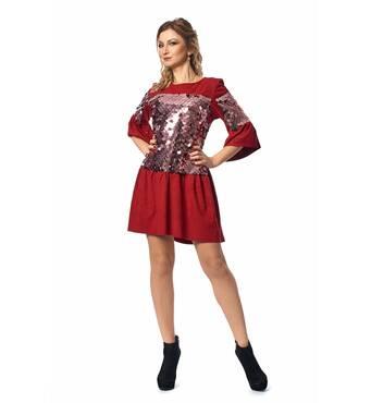 Жіноче святкове плаття 1036