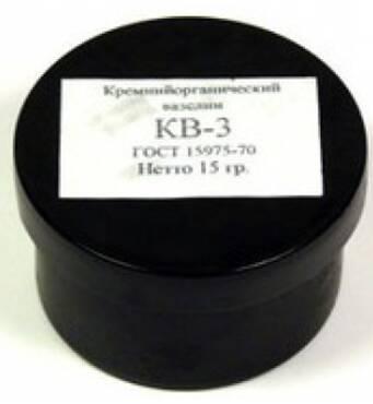 Вазелін кремнійорганічний марки КВ-3/10Е