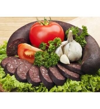 Ковбаса кров'янка «Фермерська» оптом