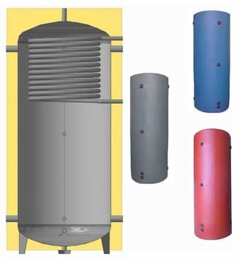 Бак акумулятор гарячої води ЕАI-10-2000