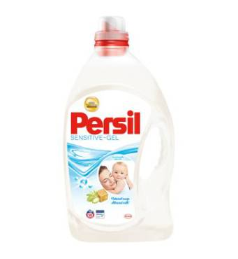 Пральний порошок persil sensitive 50 прань