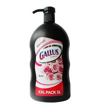Мыло жидкое GALLUS ROSE 1 л