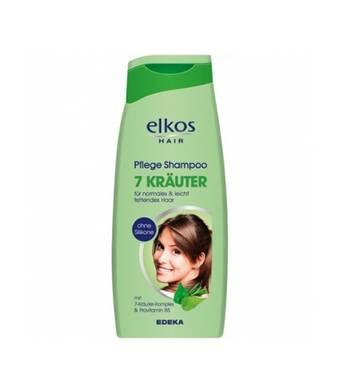 Жіночий шампунь Elkos 7 трав 500 мл