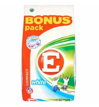 Стиральный порошок E Active white 70 стирок 5,25 кг (Австрия)