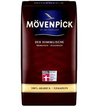 Кава Movenpick Der Himmlische, 500 г, мелена, Німеччина