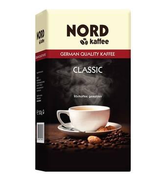 Кава Nord Kaffee Classic, 500 г, мелена, Польща