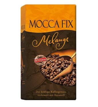 Кава Mocca Fix Melange, 500 г, мелена, Німеччина