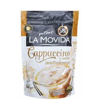 апучино La Movida Сappuccino с сметанным вкусом 130 г Польша