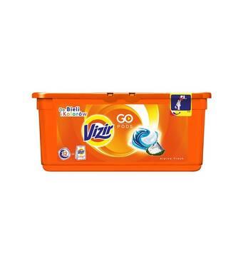 Капсулы для прання VIZIR 3V1 30 шт