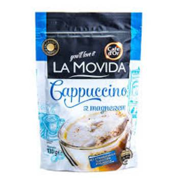 Капучино La Movida Сappuccino с магнием 130 г Польша