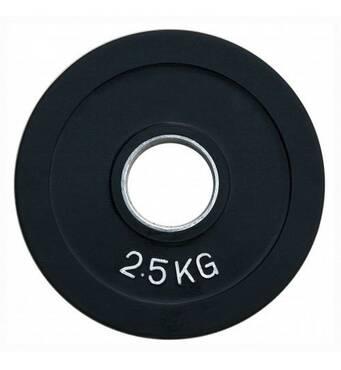 RCP18 - 2,5 кг Alex Диск олімпійський чорний