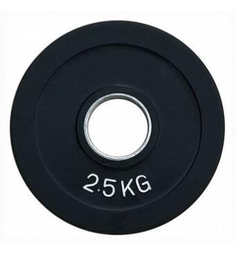 RCP19 - 2,5 Диск олімпійський обгумований, 2,5 кг