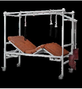 Ліжко травматологічне стаціонарна КСТ