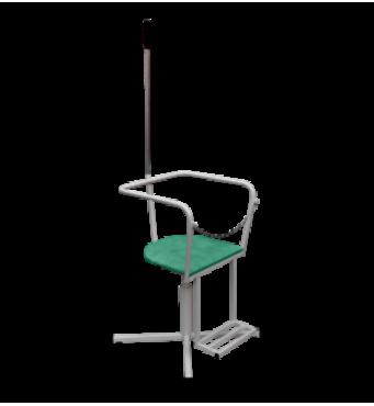 Крісло Барани КВ- 1 (для перевірки вестибулярного апарату)