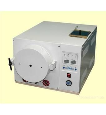 Стерилизатор паровой ГК-10