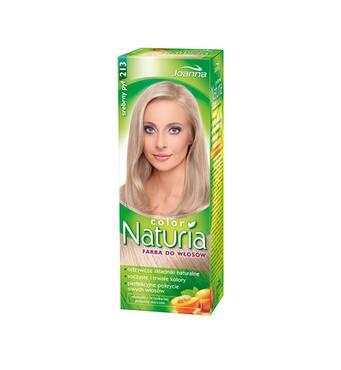 Краска для волос Joanna Naturia 213 srebrny pyl, Польша