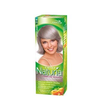 Краска для волос Joanna Naturia 214 goleby popiel, Польша