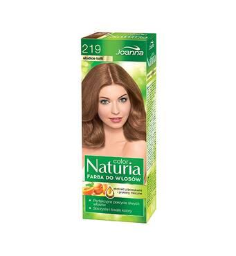 Краска для волос Joanna Naturia 219 slodkie toffi, Польша