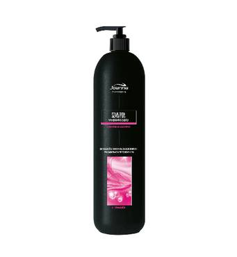 Шампунь для волосся Joanna Proffesional with silk, 1000 ml, Польща