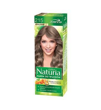 Краска для волос Joanna Naturia 215 zimny blond, Польша