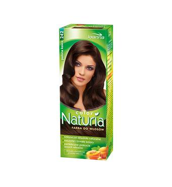 Краска для волос Joanna Naturia 242 palona kawa, Польша