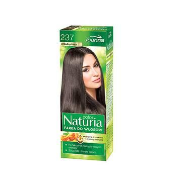 Краска для волос Joanna Naturia 237 chlodny braz, Польша