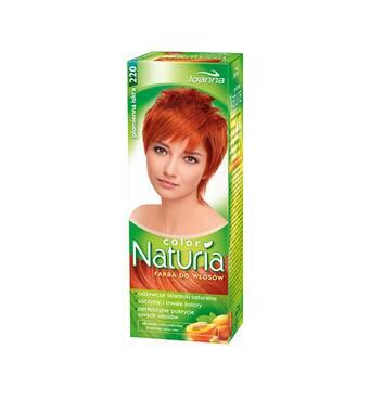 Краска для волос Joanna Naturia 220 plomienna iskra, Польша