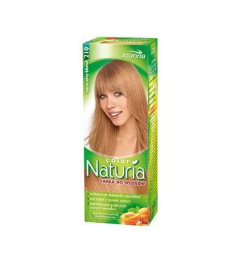 Краска для волос Joanna Naturia 210 naturalny blond, Польша