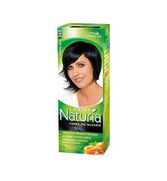 Фарба для волосся Joanna Naturia 243 czarny bez, Польща