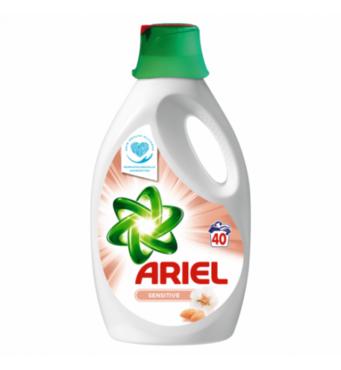 Пральний порошок ARIEL SENSІTIVE 2.2 л 40 прань