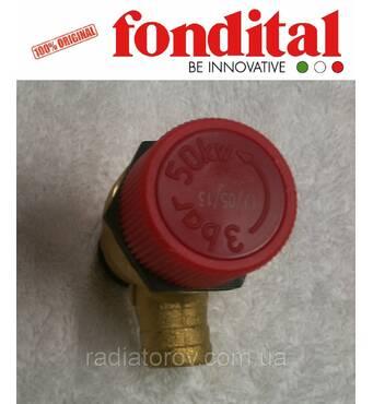 Предохранительный клапан 3 бар Fondital/Nova Florida