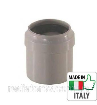 Патрубок переходной PPR Ø 50х40 для внутренней канализации Valsir Италия