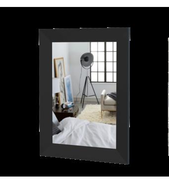 Зеркало Карат Black 120 см
