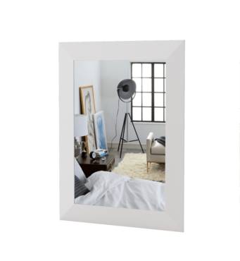 Зеркало Карат White 120 см